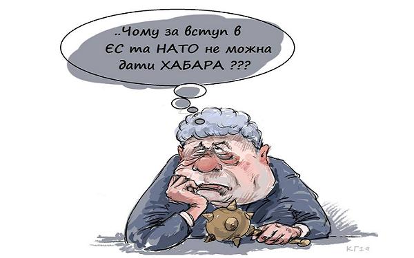 ЕС и НАТО в Конституции Украины — это предвыборный шум? — Deutsche Welle