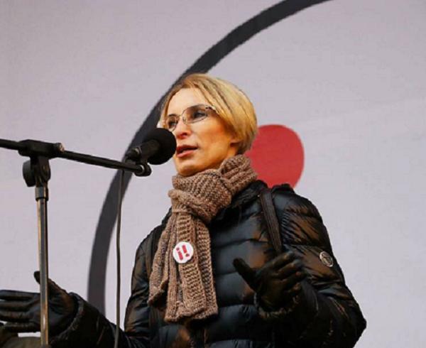 Лиза Богуцкая: Я НЕ БУДУ регистрироваться как кандидат. Уверена, без революции мы не обойдемся