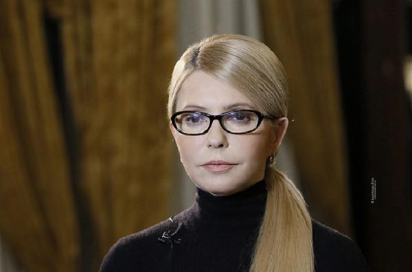 Порошенко «сядет» за коррупцию на тарифах и оборонном комплексе — Тимошенко