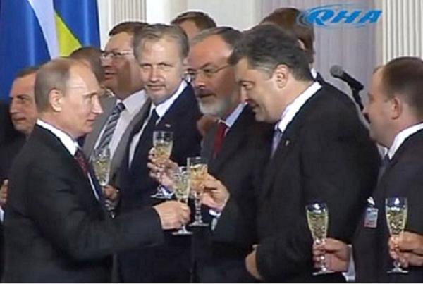 Путин-Медведчук-Порошенко ищут пути выхода из кризисной для них ситуации — эксперт