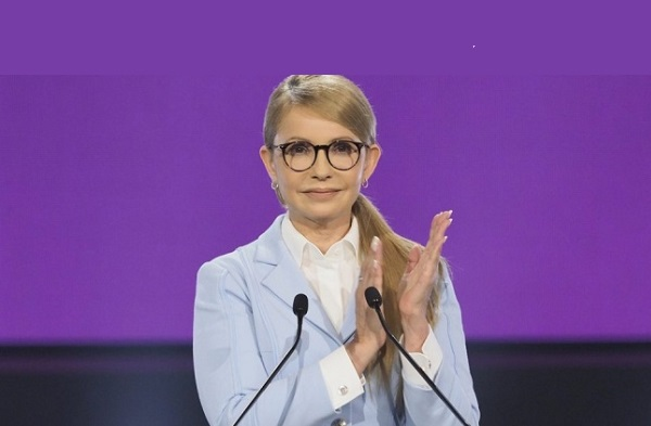 Скорректированные на ожидаемую явку рейтинги дают уверенную победу на выборах Юлии Тимошенко