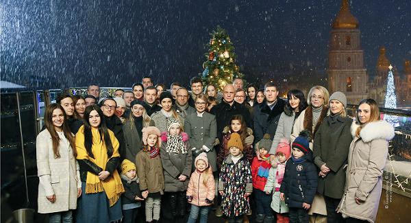 «Уже совсем скоро мы наведем порядок в своем доме» — Новогоднее обращение Юлии Тимошенко. ВИДЕО