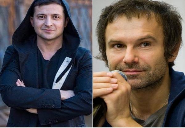 «Володе и Славику такое на хрен не нужно»: Кондратюк о президентстве Зеленского и Вакарчука