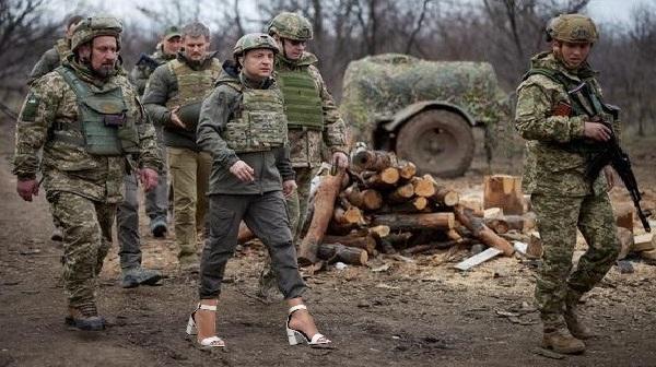 Дела в стране идут в неправильном направлении. Более половины украинцев не одобряют действия Зеленского