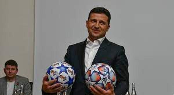 Дурдом-NEWS: Зеленский и футбол