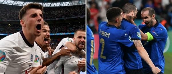 ЕВРО-2020: Италия обыграла Англию в эпичном матче