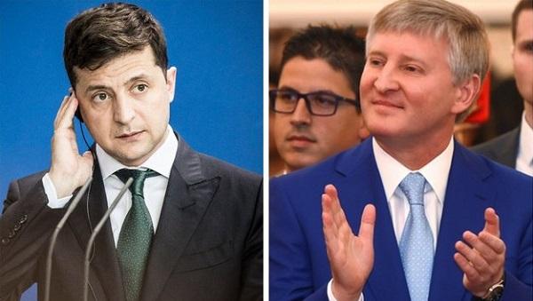 Йде проти сценарію президента України Зеленського: як олігарх Ахметов тримає за горло українську політику
