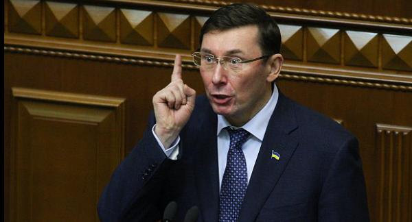 Как Зеленскому отобрать кресло у Луценко?