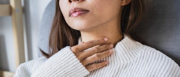 Комок в горле: почему он возникает у людей?
