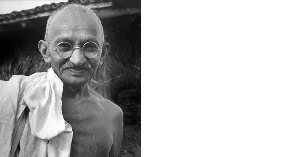 Махатма Ганди: У Бога нет религии…