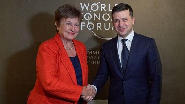 МВФ Україні дав кредит - 13 вбивають країну умов, під якими заради цього підписалися Зеленський і Шмигаль