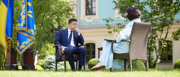 Отрезать Донбасс стеной. Что и зачем заявил президент Зеленский в новом интервью. Главные выводы