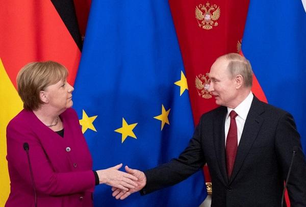 Почему отношения Германии с путинской Россией — проблема для Украины, — The Atlantic Council