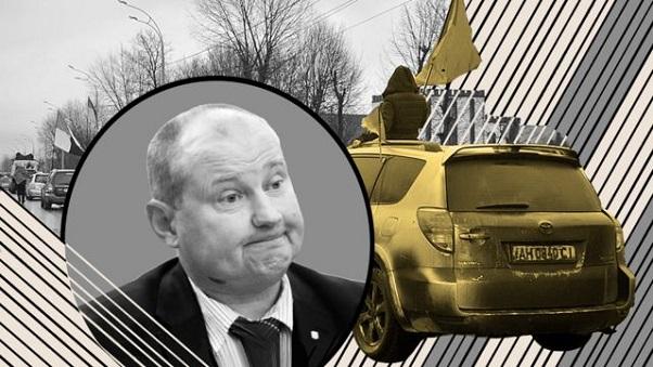 Похищение в Молдове украинского судьи-взяточник Чауса организовал Офис Ермака — журналист Юрий Бутусов
