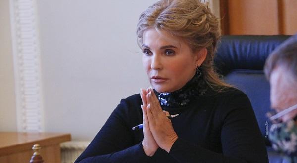 Тимошенко метит в премьеры и держит козырь в рукаве
