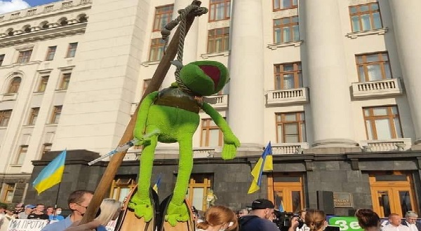 Украина: эксперимент-аналитика с элементами прогноза