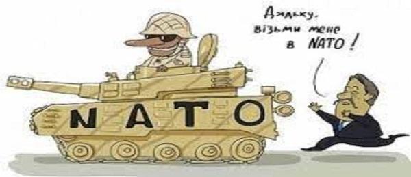 Украине давно дали понять, что никто не ждет ее в НАТО