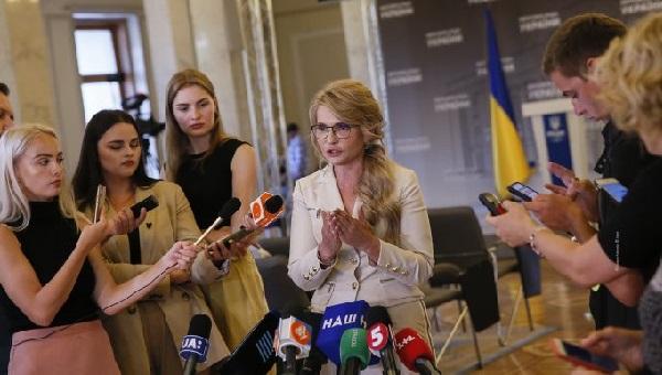 Юлия Тимошенко является единственной альтернативой президенту Зеленскому — политолог Дмитрий Корнейчук