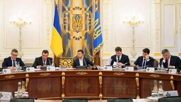 """Закон про козлов. Как """"слуги народа"""" пытаются вывести Зеленского из-под ответственности за санкции СНБО"""