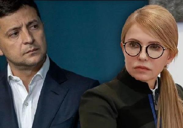 «Зеленая» власть комиков и ее настоящие хозяева-олигархи реально боятся только Юлию Тимошенко